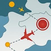航空公司(大量货币)图标